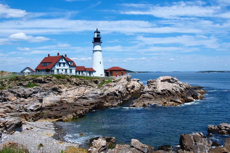Portland Head Lighthouse, Cape Elizabeth, ME