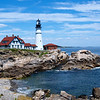 Portland Head Lighthouse, Cape Elizabeth, ME