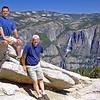 David with Dad at Yosemite