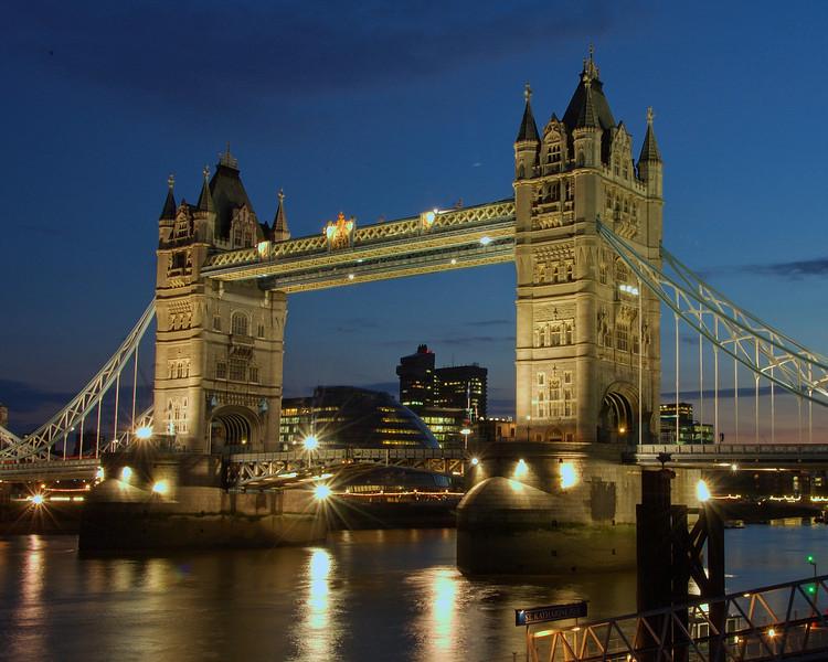 Tower Bridge - London England