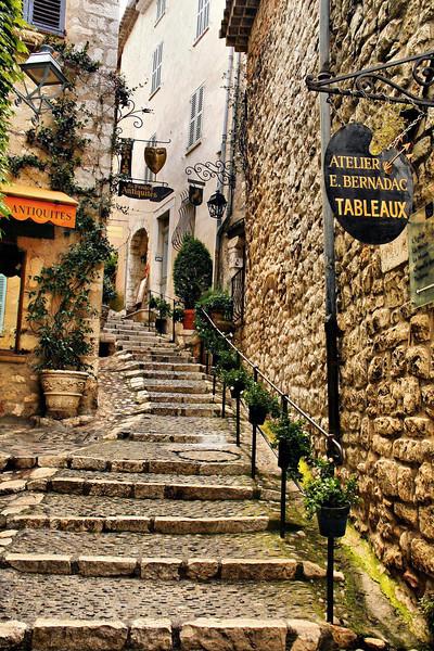 St. Paul de Vence, Italy.