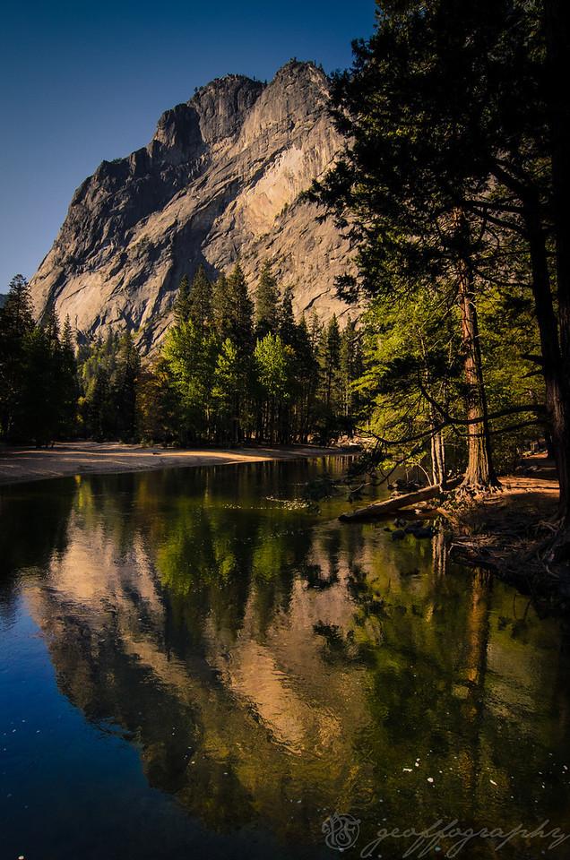 Merced River, Yosemite Valley, CA