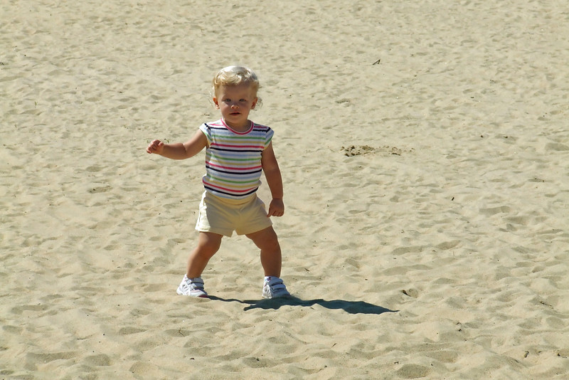 Kamryn at Jockey's Ridge