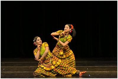 Priya & Priyanka Arangetram