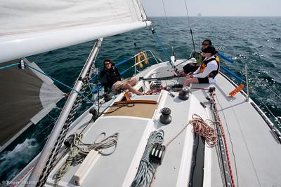 J/34 Sailing