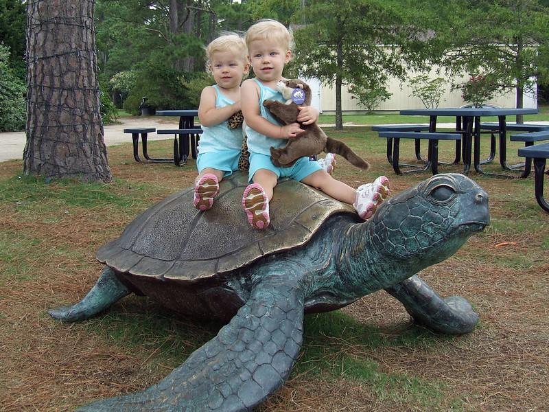 Roanoke Island Aquarium