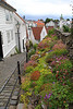 Lots of landscaping and flowers in Old Town Stavanger, Norway, made strolling the area a true pleasure.
