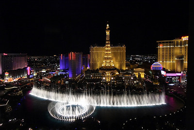 Bellagio Fountains, Las Vegas