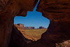 Pottery Arch, Monument Valley.