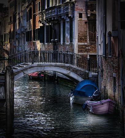 Venice in April