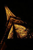 """Paris's Eiffel Tower projects a quiet, powerful and comforting presence at night. In fact, the night atmosphere in every city we visited in France and Italy was much more peaceful and """"warm"""" feeling than I expected. Vehicle noise was negligible after 8PM--far different that large U.S. cities after hours."""