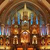 Notre-Dame Basilica - Montreal Canada