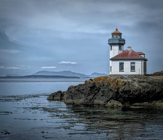 Lime Kiln Lighthouse Friday Harbor