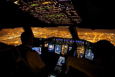 Dubai. Airbus A380.