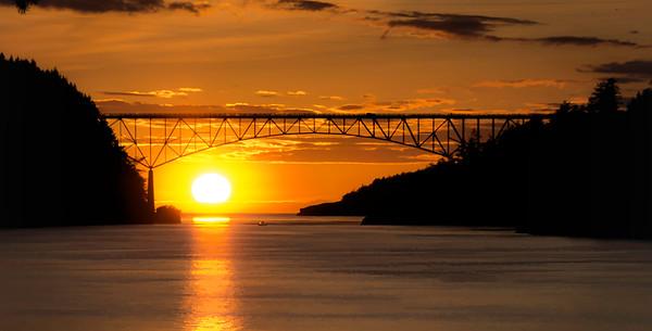Deception Bay Sunset