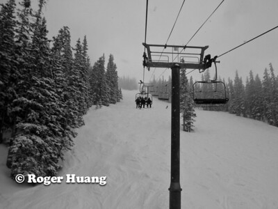 Copper Mountain closing weekend. April 2011