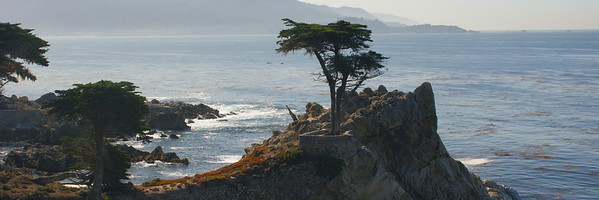 17 Mile Drive, Monterey, California, October 2009