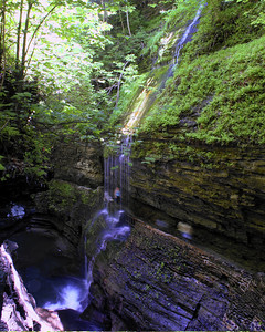 """Photo a Day for a Year"": Monday May 24 2010, 12:12pm  ...On of many great views of the Watkins Glen Gorge. More photos coming soon in another gallery."