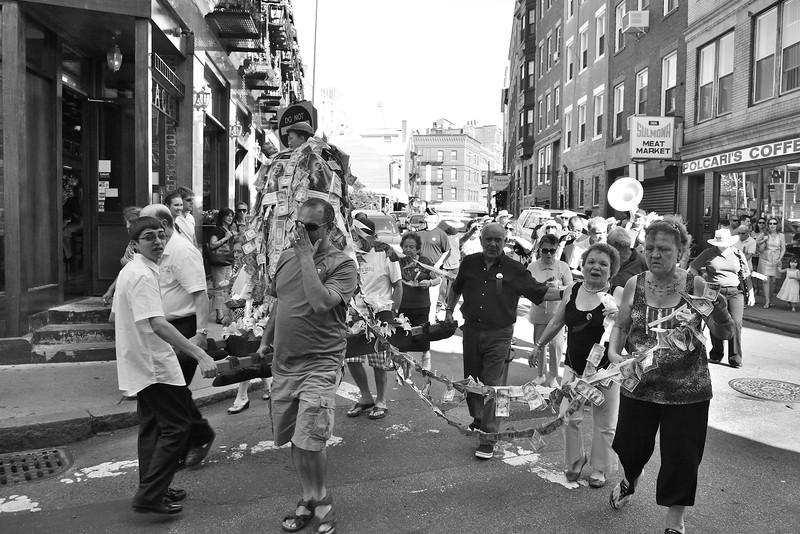 Joyous Italian Festival - North End, Boston, MA