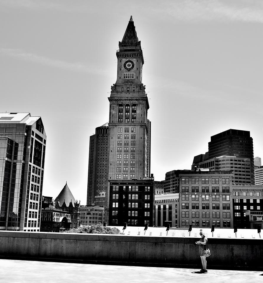 Custom House Tower, Boston, MA