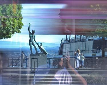 Multidimensional Mirror - Vienna, Austria