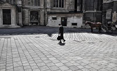 Messenger of God- Vienna, Austria
