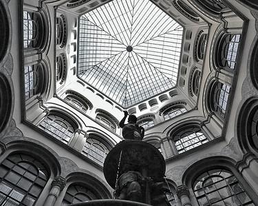 Old Stock Market - Vienna, Austria