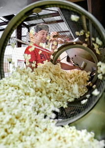 Sunday Business - Palo Popcorn
