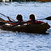 7.30.12  <b>kayaking in the late afternoon sun </b> Deschutes River, Central Oregon