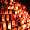 12.13.12  <b>Votive candles at the Grotto</b>  <i>Portland, Oregon</i>