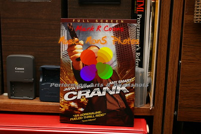 Crank! - a brilliant movie. Was even better the 2nd time around.