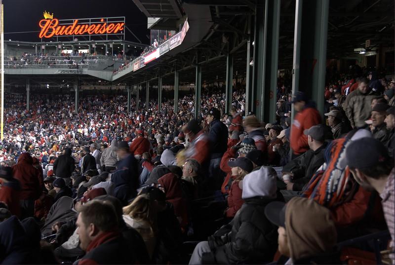 Crowd shot sequence.  Layout courtesy of Matt Gann.