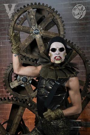 2017 Steampunk Masquerade