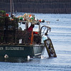 Lobstering in January - Photo by Patty Evans