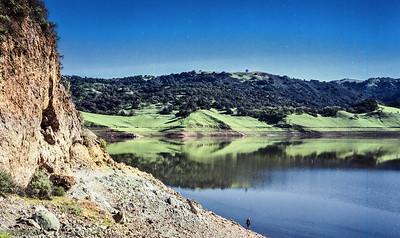 Anderson lake/Dam