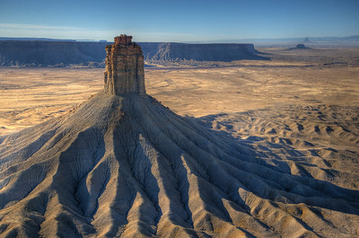 Ancient Pinnacle in New Mexico