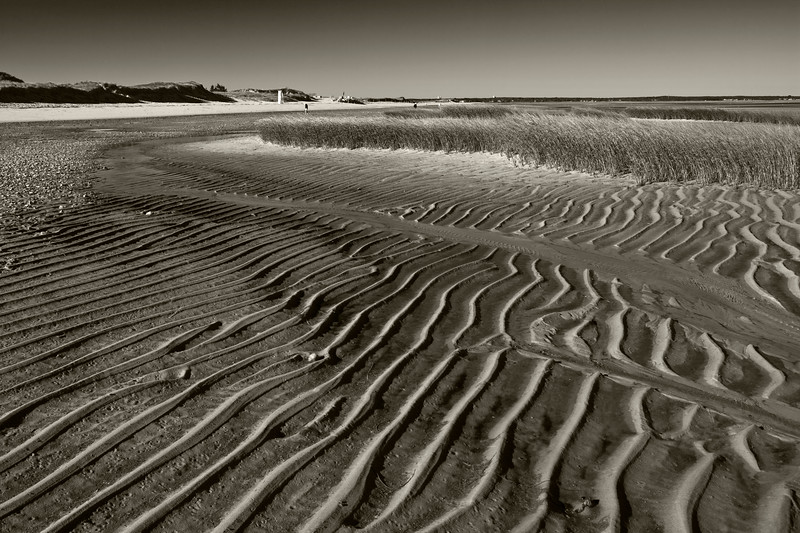 Low Tide - Cape Cod Bay - Massachusetts