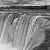 The Horseshoe Falls at Niagara Falls, Ontario, Canada