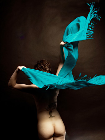 Fine Art Nude - The Color Collection