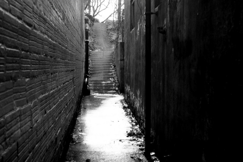 St. Helens Alley