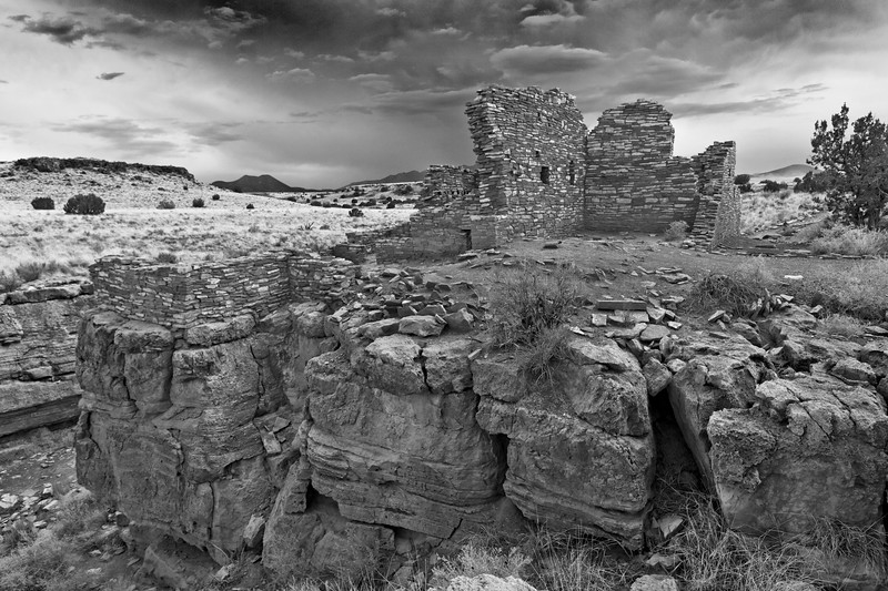 Box Canyon Ruins - The Wupatki National Monument is a National Monument located in north-central Arizona, near Flagstaff.