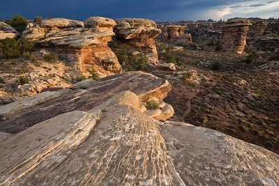 Canyonlands National Monument (southern region),  Utah