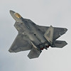 F-22 Raptor - the most lethal weapon in the world - EAA Airventure - Oshkosh 08