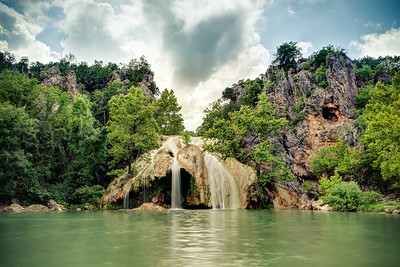 Turner Falls, Oklahoma Copyright 2014 - Thorpeland Photography