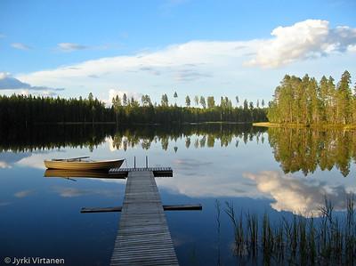 Summer Evening - Lieksa, Finland