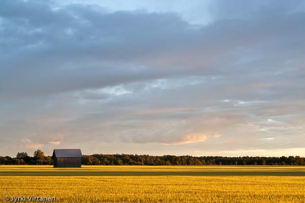 After the Rain - Vähäkyrö, Finland