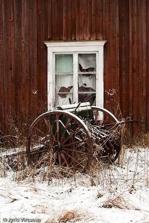 Forgotten II - Vähäkyrö, Finland