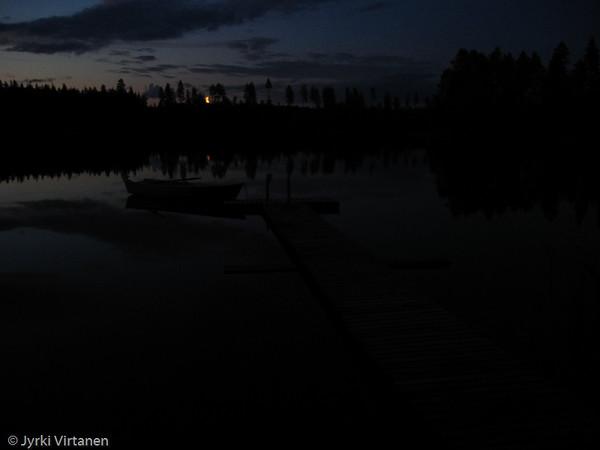 Rising Moon - Lieksa, Finland