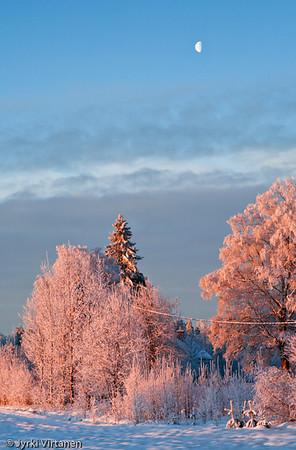 Minus 30 Celsius - Oitti, Finland