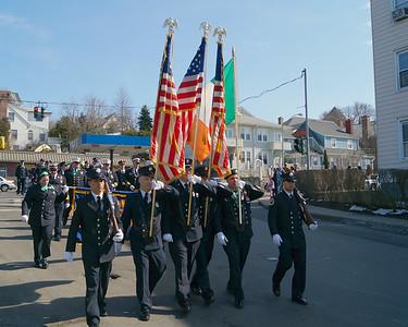 St. Patrick's Parade in Sleepy Hollow